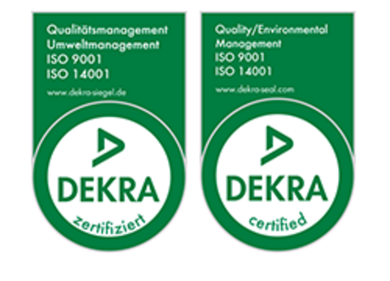 Re-Certification ISO 9001:2015 and ISO 14001:2015 - Oemeta